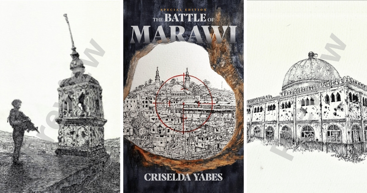The Battle of Marawi: Special Edition | Online Book Launch & Art Exhibit (19 Oct)