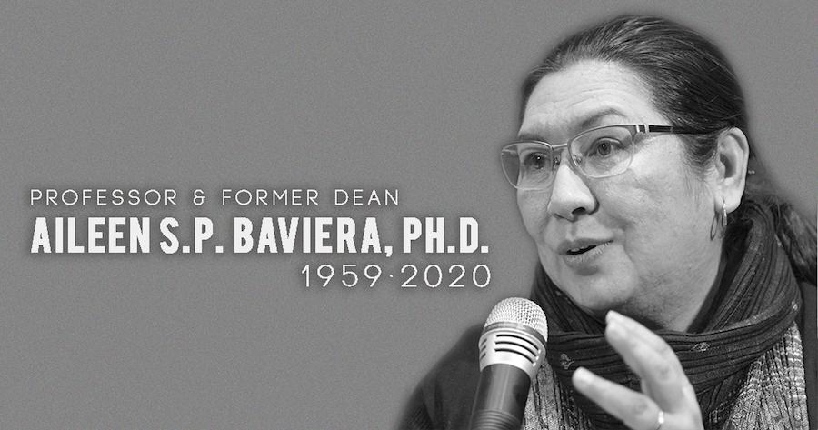 A Multilateral Life: Aileen Baviera, PhD (1959–2020)