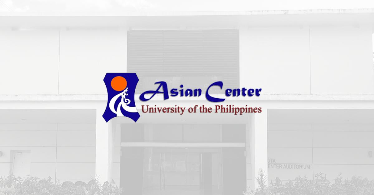 Job Opportunity: Junior Museum Specialist @ UP Asian Center