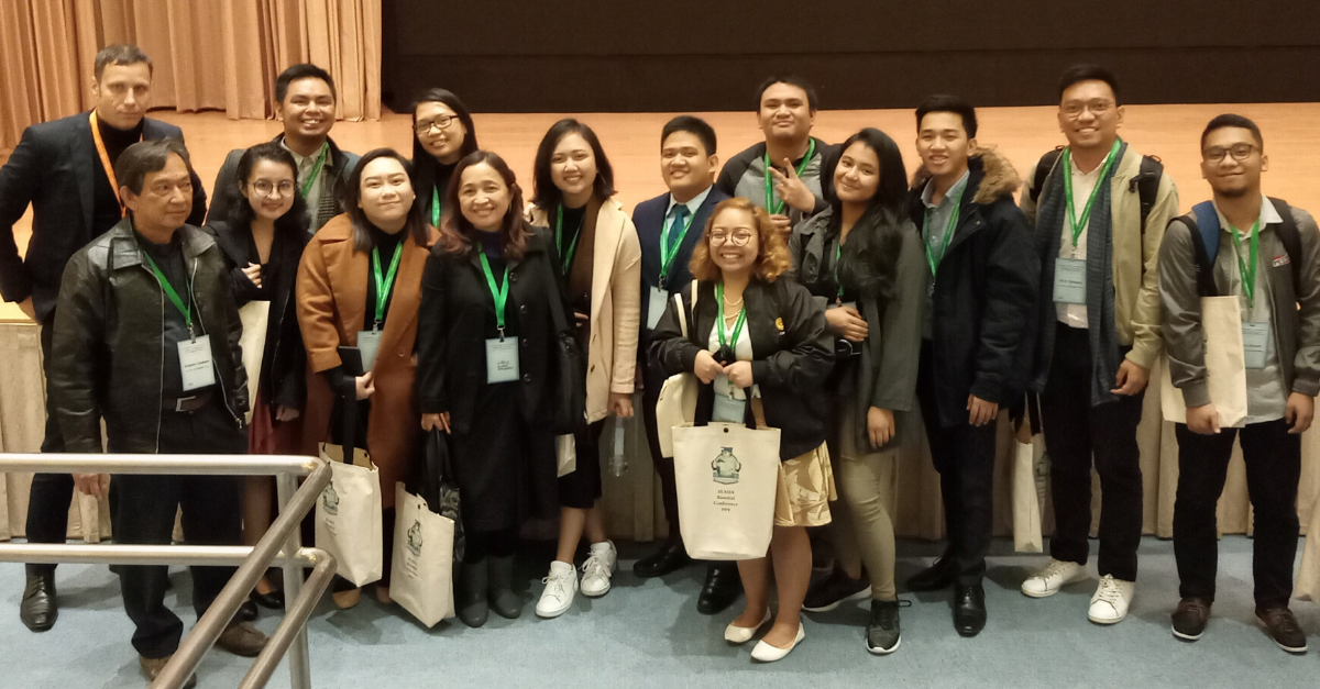 UP Asian Center Joins the 3rd Southeast Asian Studies in Asia Conference in Taipei