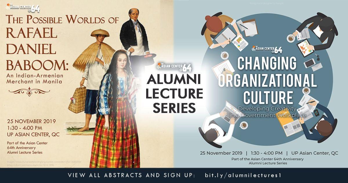 Rafael Daniel Baboom: An Indian-Armenian Merchant in Manila | A Public Lecture