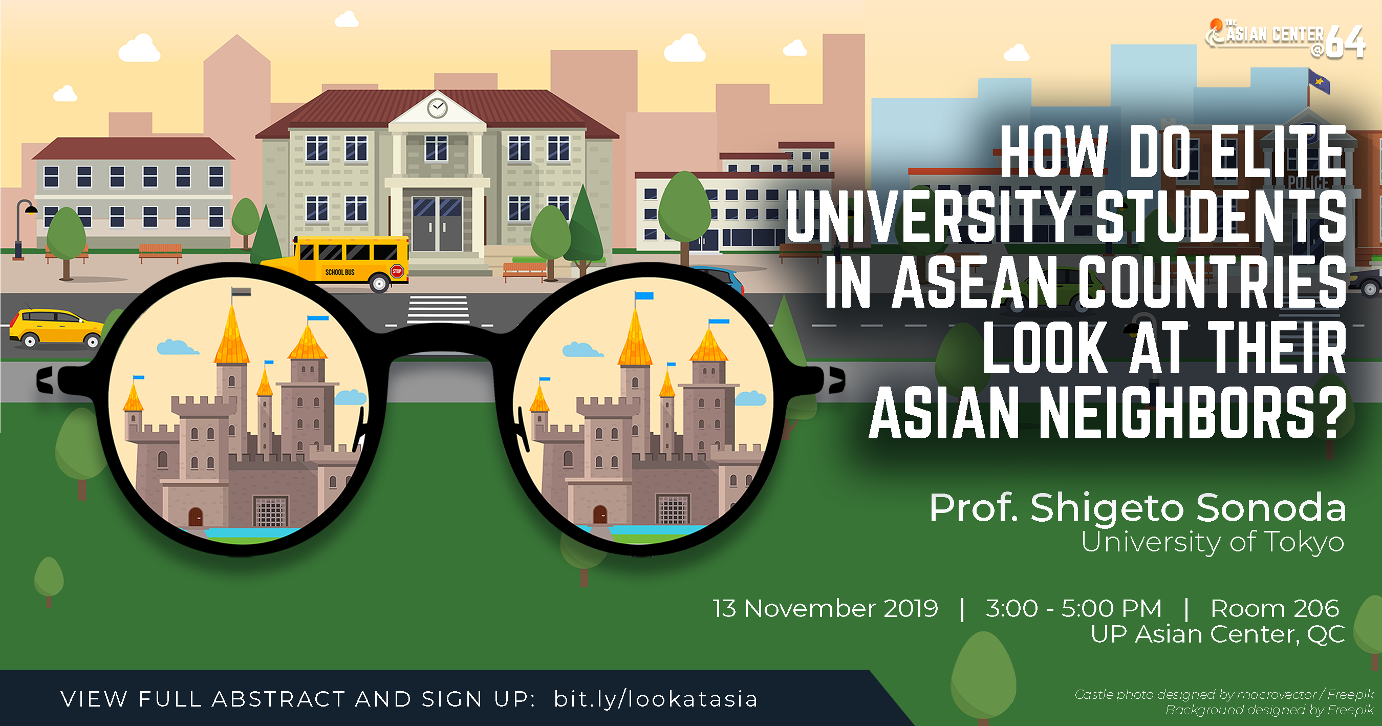 How Do Elite University Students in ASEAN Look at their Asian Neighbors? | A Lecture