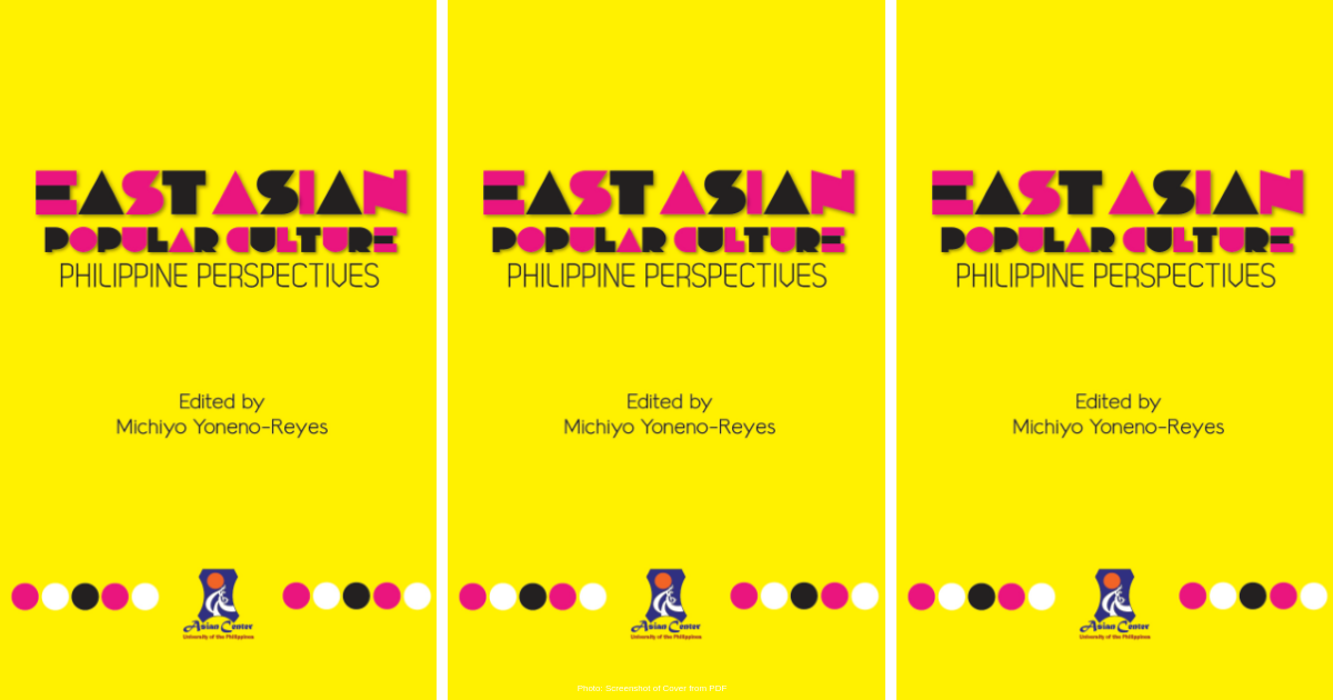 Download FREE | 'East Asian Popular Culture: Philippine Perspectives'