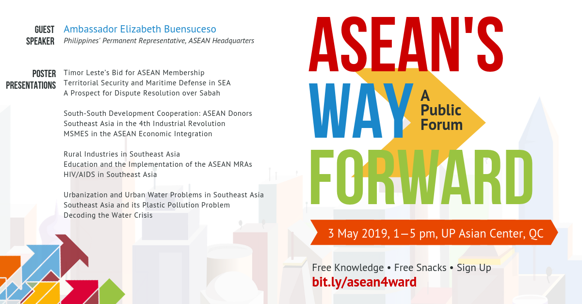 Breaking Barriers, Building Bridges: ASEAN's Way Forward | A Forum