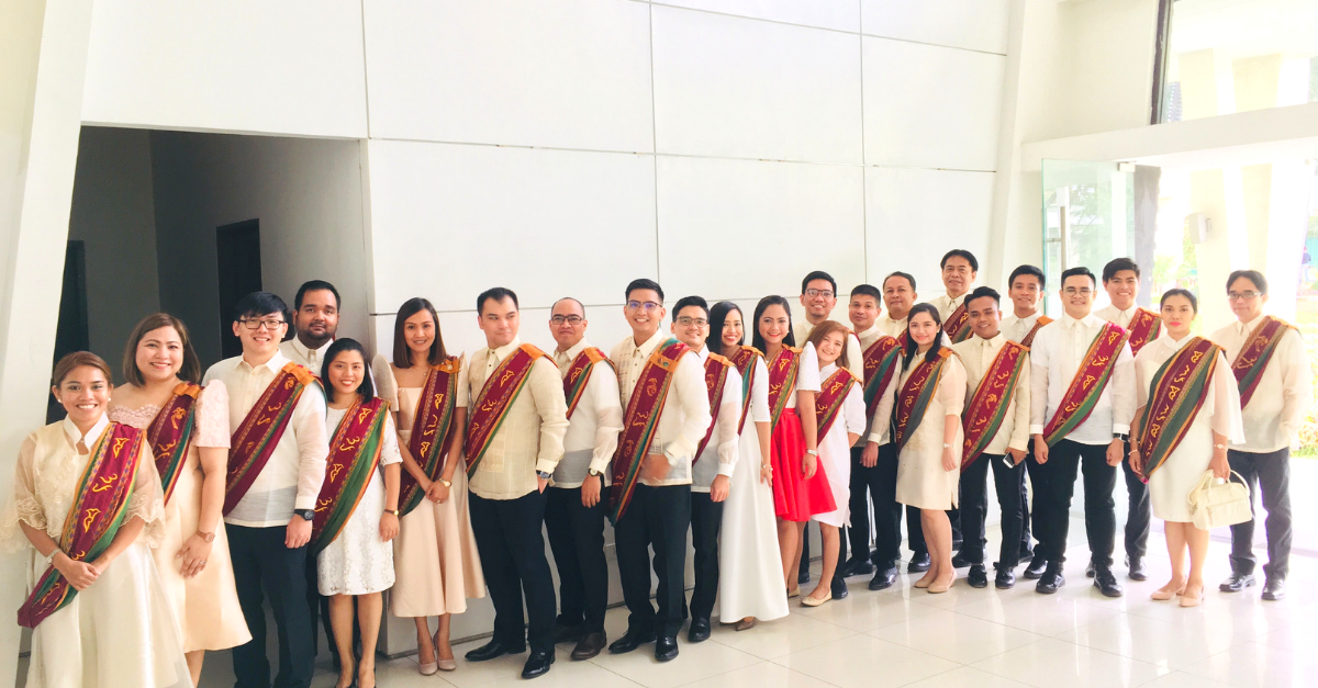 Four PhDs, 22 MAs Comprise 2019 Graduating Class @ UP Asian Center